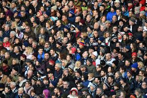 Huge crowds are expected at Murrayfield on Saturday. Picture: TSPL