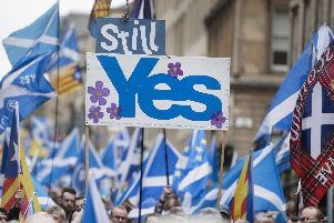 New polling suggest Brexit is affecting voters stance on independence for Scotland.