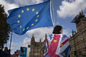 It's 'Brexit Day' and we are still no closer to having any answers on what the future holds for the UK or the people who choose to live here. Picture: Getty