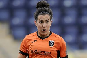 Leanne Crichton's 72nd-minute goal won it for the champions