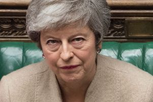Prime Minister Theresa May. Picture: Mark Duffy/AFP/Getty Images