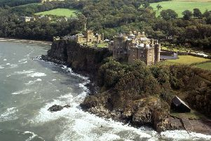 Historic Culzean loses country park status as council cuts £150k funds
