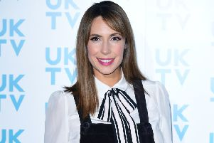 Alex Jones, who has revealed she hosted The One Show just an hour after finding out she had suffered a miscarriage in 2017. Picture: Ian West/PA Wire