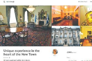 Bute house airbnb.