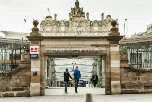 Toilet charges have been scrapped at Edinburgh Waverley. Picture: Ian Georgeson