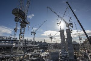 Construction is on the verge of a digital and manufacturing revolution, says Good. Picture: Andrew O'Brien