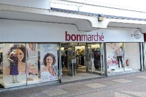 The move comes after Bonmarche issued its third profit warning in just six months in March. Picture: Alan Watson