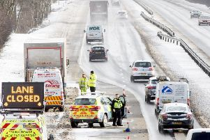 Scotland has been told to prepare for April snowfall this week by the Met Office