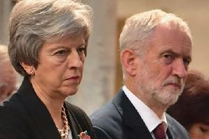 Theresa May and Jeremy Corbyn. If only they were more like Oliver Letwin and Yvette Cooper, there might be a chance of compromise