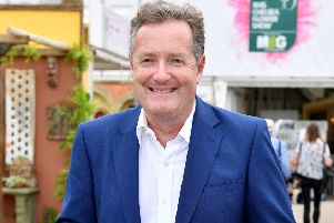 Good Morning Britain presenter Piers Morgan. Picture: Jeff Spicer/Getty Images