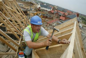 The housebuilding industry recognises that there is not enough land to meet demand