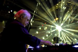 Giorgio Moroder walked the tightrope between innovator and good old-fashioned hitmaker. Picture:  Jason Kempin/Getty Images