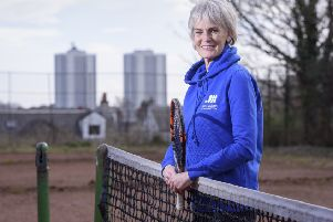 The mother of three-time grand slam champion Andy Murray said she was 'hopeful' of his return. Picture: John Linton/PA Wire