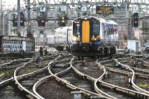 Commuters have expressed their frustration with ScotRail services. Picture: John Devlin