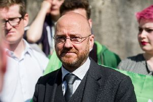 Patrick Harvie says the time has come to plan for a second Scottish independence vote. Picture: John Devlin