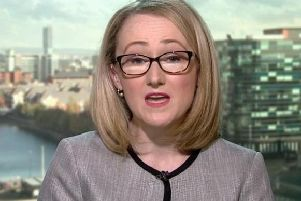 Shadow chief secretary to the Treasury Rebecca Long-Bailey