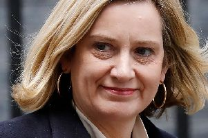 MS Society is urging Work and Pensions  Secretary Amber Rudd to scrap the 20 metre rule. Picture: Getty