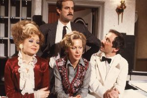 Fawlty Towers took the top spot. Picture: contributed