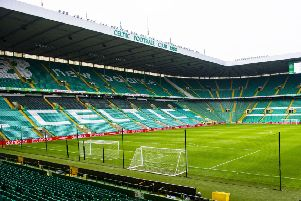 A general view of Celtic Park. Picture: SNS Group
