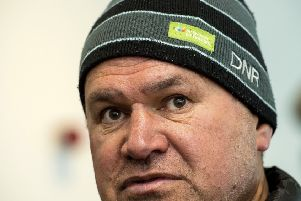 Glasgow Warriors head coach Dave Rennie. Picture: SNS