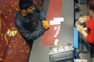 Blackmailer Zain Qaiser spent his money on luxury hotel stays, gambling and a Rolex watch. Picture: PA