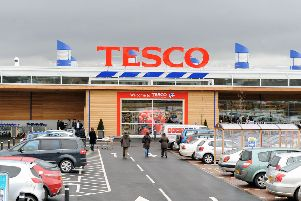 Tesco said its annual profit margin of 3.45% represents 'clear progress'. Picture: Michael Gillen