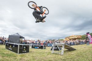 Danny MacAskill. Picture: Contributed.