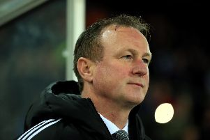 Northern Ireland manager Michael O'Neill. Picture: Getty
