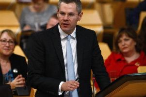 Derek MacKay will host the event next month. Pic: File