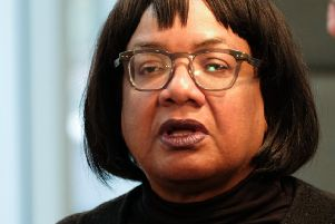 Labour Shadow Home Secretary Diane Abbott  (Photo by Ian Forsyth/Getty Images)