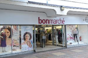 Earlier this month Philip Day bought more than 26 million shares, representing 52.4 per cent of Bonmarche. Picture: Alan Watson