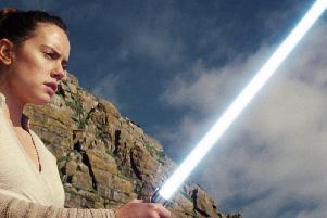 Daisy Ridley will be back as Rey in The Rise of Skywalker.