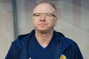 There has been speculation about Alex McLeish's future since Scotland were soundly beaten by Kazakhstan. Picture: Alan Harvey/SNS