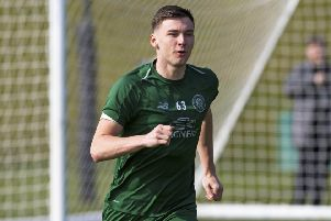Celtic's Kieran Tierney looks ahead to the Scottish Cup semi-final. Pic: SNS/Paul Devlin