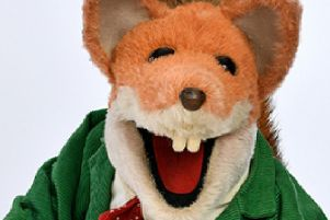 Basil Brush has been a fixture on Britain's television screens since 1963.