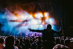 The Electric Fields festival was launched in 2014 at Drumlanrig Castle in Dumfries & Galloway.