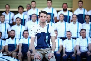 Paul di Resta pictured ahead of the 2017 Abu Dhabi Formula One Grand Prix at Yas Marina. Picture: Getty images