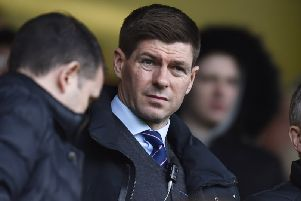 Could we see a fair bit of movement at Ibrox this summer? Picture: SNS Group