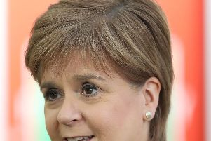 Nicola Sturgeon has been criticised by SNP MSPs for her stance on trans rights.