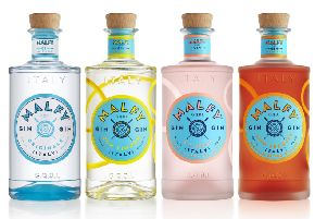Malfy is a range of upmarket gins distilled by the Vergnano family in the Italian region of Moncalieri. Image: Contributed