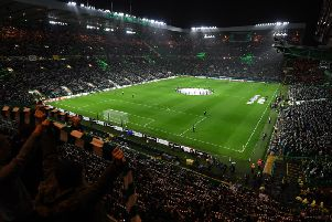 A general view of Celtic Park