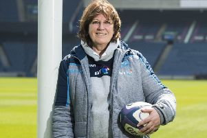 SRU Director of Rugby Development Sheila Begbie. Picture: Paul Devlin/SNS/SRU