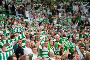 Celtic fans will see their team back in action in July. Picture: SNS