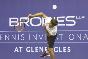 Brodiess event is attracting more big names this year to make it the tennis draw of the summer in Scotland.