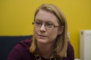 Shirley-Anne Somerville says womens' concerns are not 'transphobic'. Picture: John Devlin