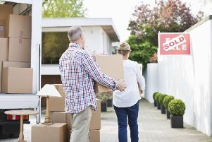 If you move house, particularly if you switch from one council area to another, it's easy to forget that you can claim back the credit you are in because council tax is paid in advance.. Picture: Getty