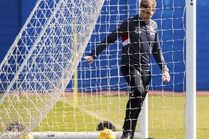 Rangers boss Steven Gerrard seeks cash backing from Dave King