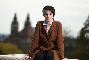 Chloe Kennedy, lecturer in criminal law at Edinburgh University. Picture: John Devlin