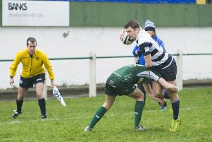 Scott King of Heriot's impressed for Scotland U18s. Picture: SNS