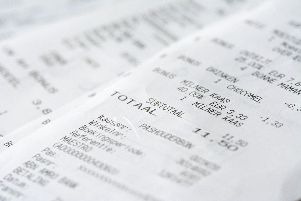 Campaigners call for ban on printed receipts. Picture: Pixabay